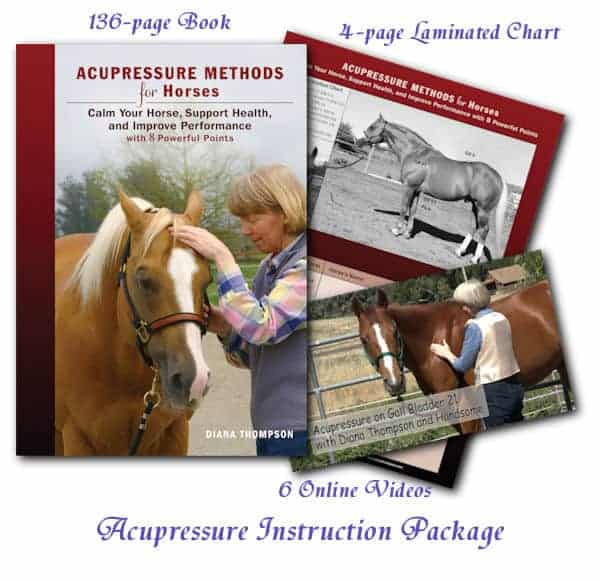 Acupressure Instruction Package